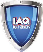 IAQ Duct Services Logo 150x180